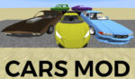 Cars and Engines Mod for Minecraft 1.12.2/1.10.2